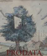 Milic od Macve 25x35cm – akvarel