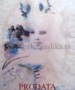 Olja Ivanjicki akvarel-ulje 70x100cm