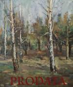 Radivoje Berbakov 70×80 cm