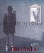Sasa Marjanovic 35x35cm