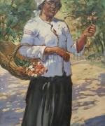 Beta Vukanovic 47x71cm – 1924.godina – ulje na platnu – svojstvo kulturnog dobra