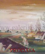 Jan Husarik 40x50cm
