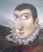 Slavko Krunic 30x30cm