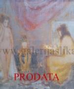 Boza Prodanovic 51x73cm