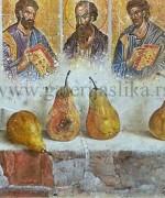 Hilandar 6 33×35 Apostol Pavle i svetitelji