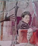 Milan Tucovic – akvarel 27x30cm