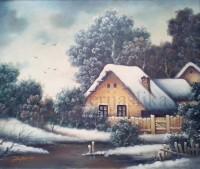 Sava Stojkov 60×70 cm