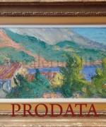 Stojan Aralica 47x67cm 1950.godina – svojstvo kulturnog dobra