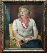 Jovan Bijelic 92x73cm – ulje na platnu 1937.godina – svojstvo kulturnog doba