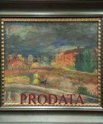 Ivan Radovic 47x60cm – 1933. – 1935. godina – Pariz – ulje na platnu – svojstvo kulturnog dobra