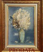 pedja-milosavljevic-70x45cm-vaza-sa-cvecem-1966-godina-ulje-na-platnu-svojstvo-kulturnog-dobra
