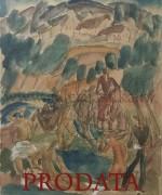 Ivan Radovic 16x20cm 1921.god – akvarel