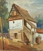 Mihajlo Petrov 38x41cm – 1935. godina – svojstvo kulturnog dobra