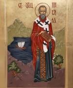 Aleksandra Ivanovic 26x36cm – Sv. Nikola