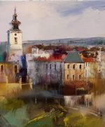 Dejan Slepcevic 30×50 cm