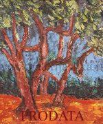 Stojan Aralica 47x44cm – Masline – 1970-tih godina – ulje na lesonitu – svojstvo kulturnog dobra