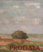 Borivoje Stevanovic 47x65cm – Primorski predeo – 1951. godina – ulje na platnu – svojstvo kulturnog dobra