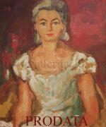 Zora Petrovic 81x105cm – 1940-te godine – ulje na platnu – svojstvo kulturnog dobra