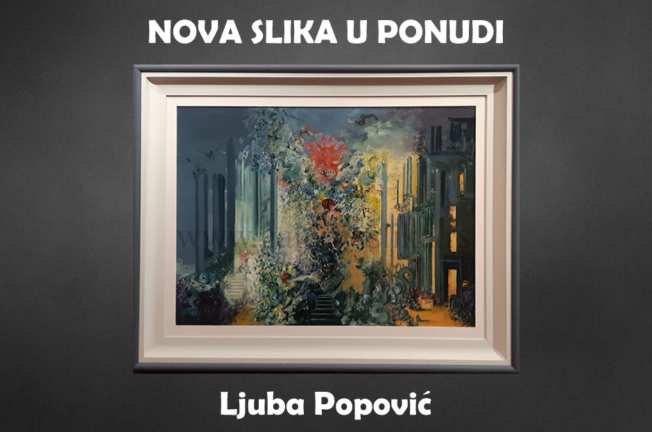 galerija slika Ljuba-Popovic