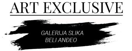 Galerija prodaja slika Beli Andjeo Beograd GLAVNI SAJT slike slikar cena