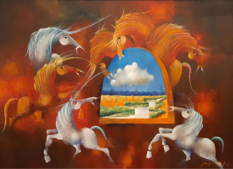 galerija slika Janos-Mesaros