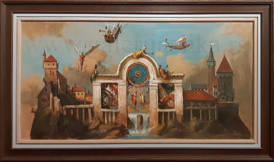 galerija slika Goran-Mitrovic 70x140cm