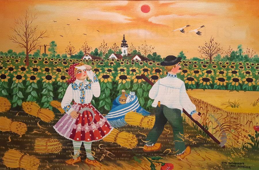 galerija slika Eva-Husarikova