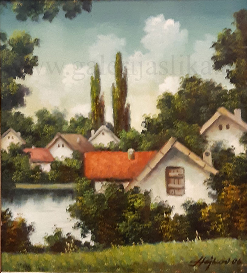 galerija slika Sava-Stojkov-35x40cm