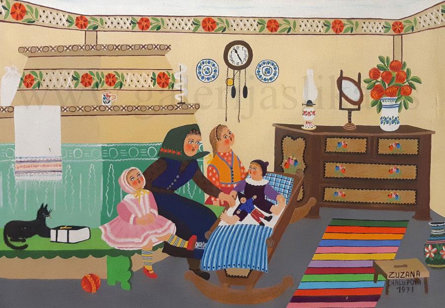 galerija slika Zuzana-Halupova