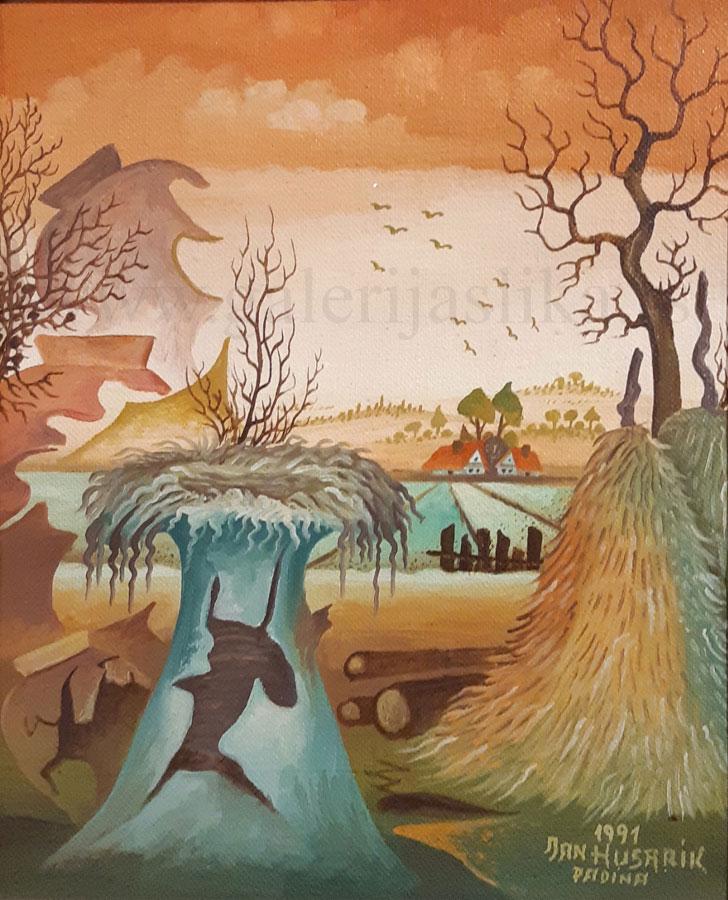 galerija slika Jan-Husarik