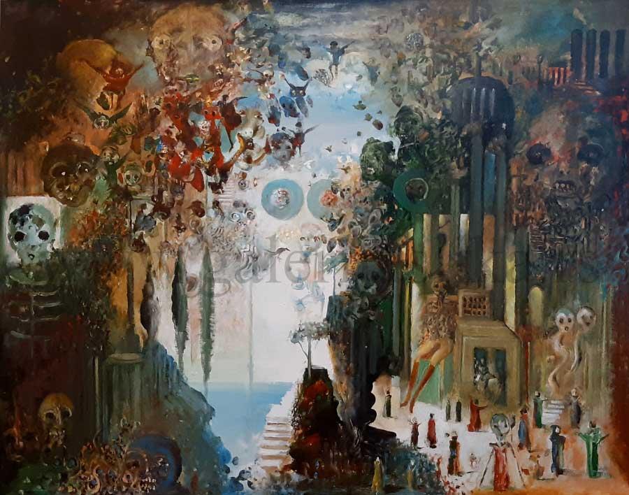 galerija slika Ljuba Popovic