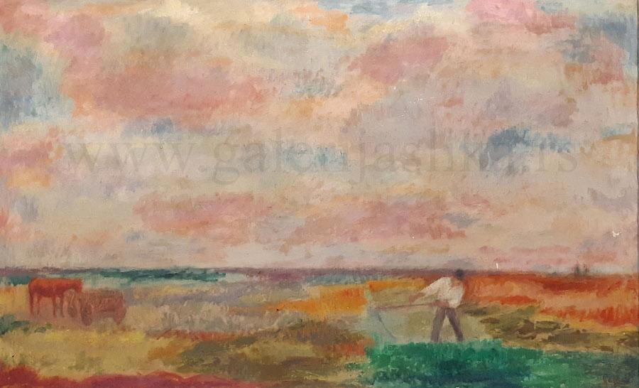 galerija slika Ivan Radovic 56x91cm