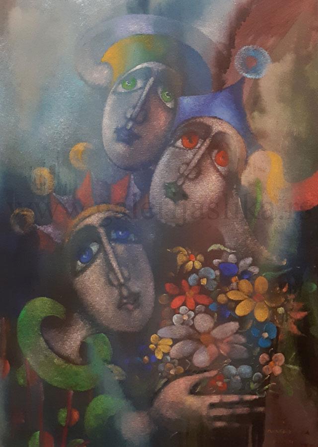 galerija slika Mario Maskareli