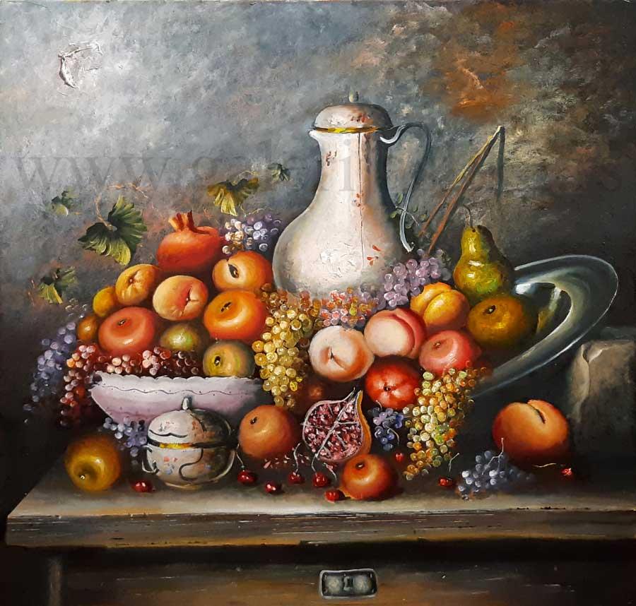 galerija slika Dragan Canic 100x100cm