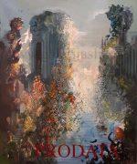 galerija slika Ljuba Popovic 73x60cm