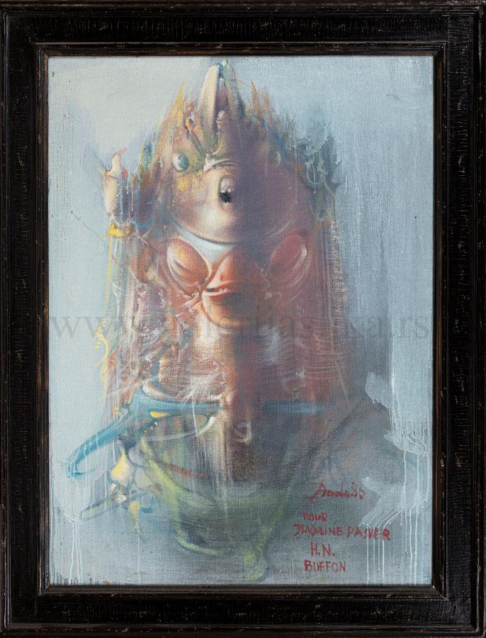 galerija slika Miodrag Dado Djuric
