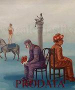 galerija slika Aleksandar Lukovic Lukijan 40x46cm