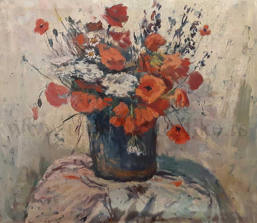galerija slika Radivoje Berbakov