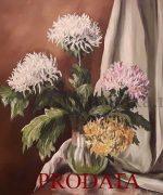 galerija slika Liza Krizanic 50x52cm