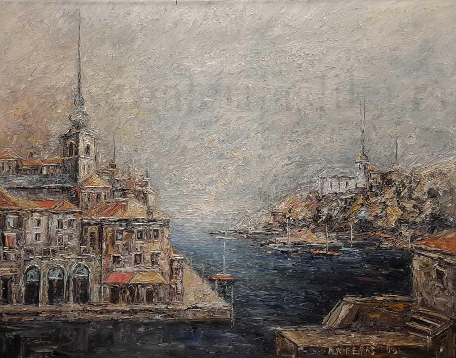 galerija slika Risto Kiperas 40x50cm