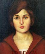 galerija slika Lazar Licenoski 35x50cm-1926.godina ulje na platnu