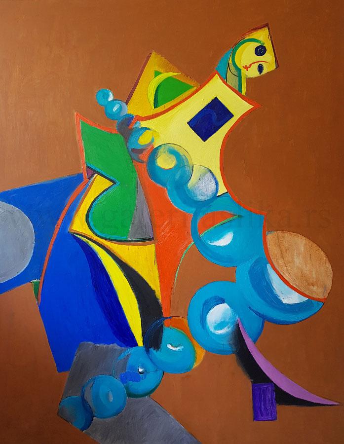galerija slika Borko Petrovic