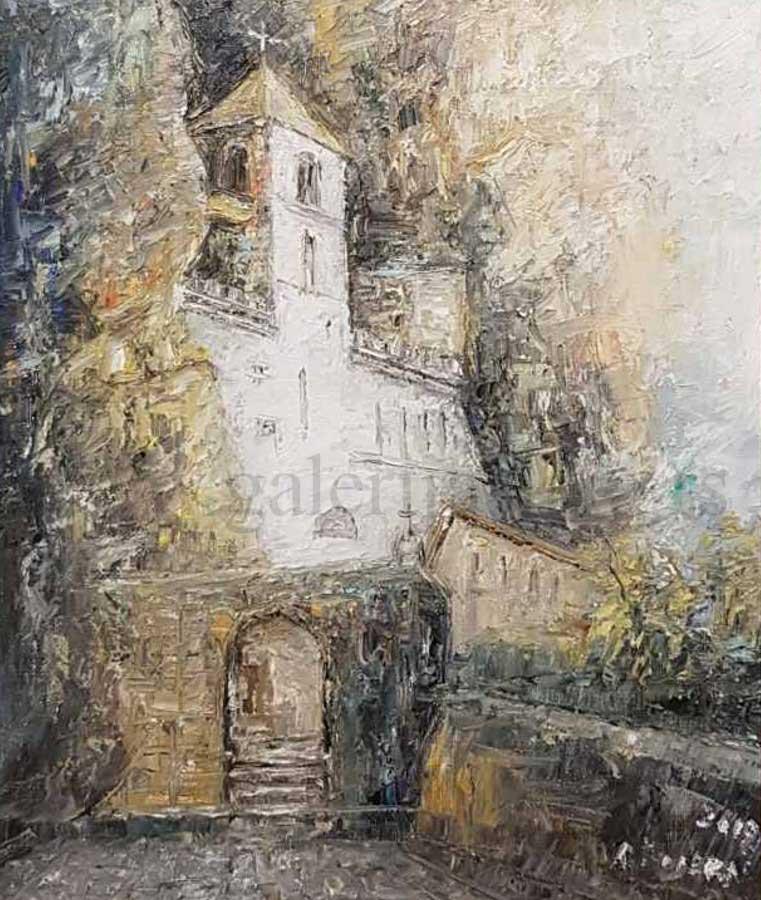 galerija slika Risto Kiperas