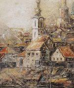 galerija slika Risto Kiperas 40x20cm
