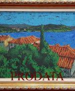 Galerija slika Stojan Aralica 67x88cm