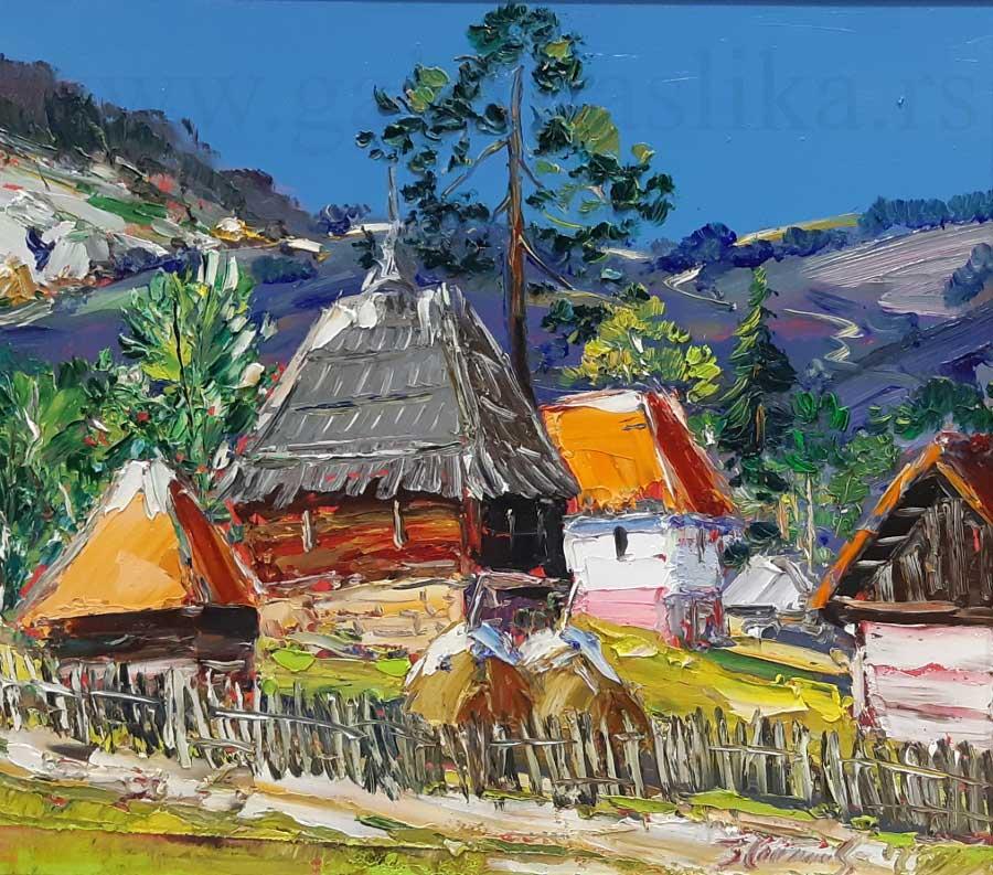 galerija slika Djordje Stanic