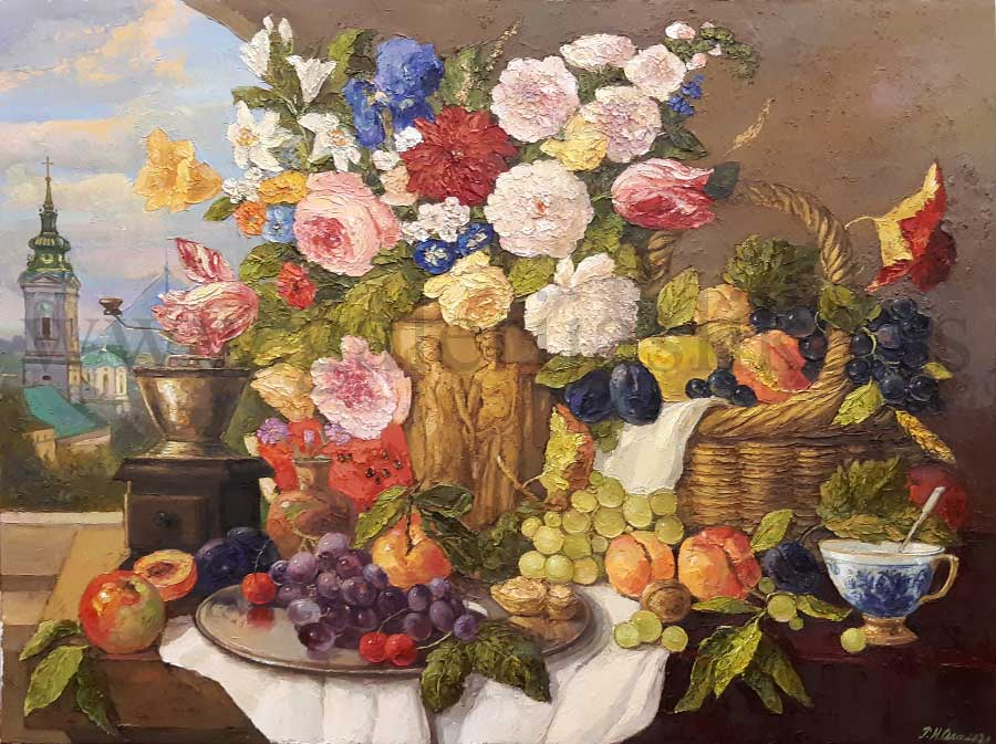 galerija slika Olja Nikonova