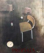 galerija slika Slavko Krunic 40x50cm