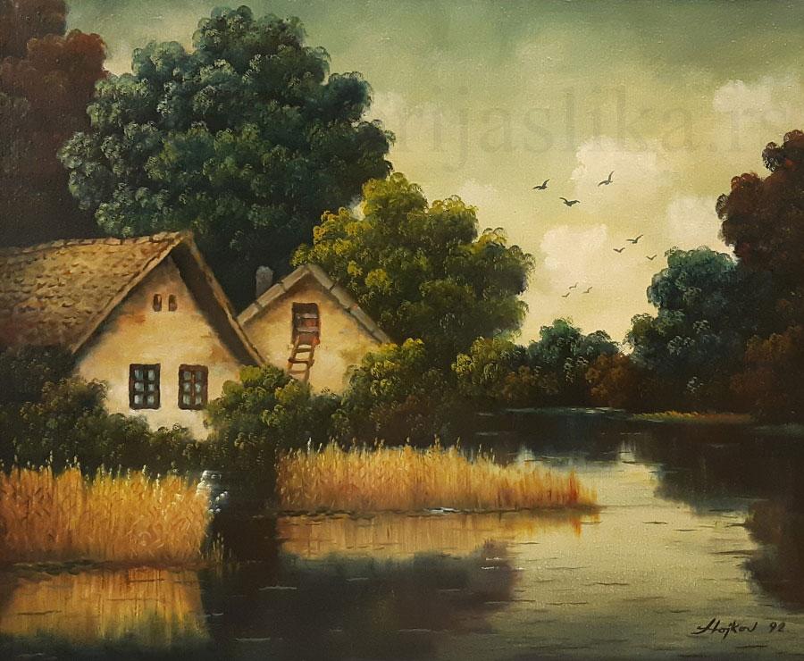 galerija slika Sava Stojkov