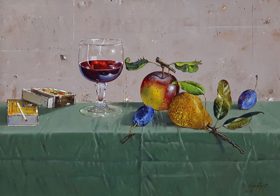 galerija slika Milan Miletic